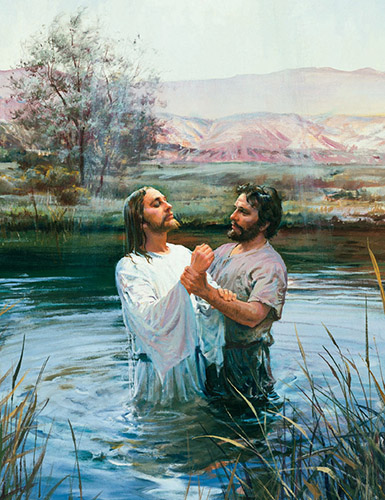Baptism by Harry Anderson