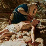 The Good Samaritan by Walter Rane