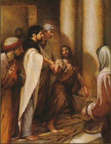 Such As I Have, Give I Thee by Walter Rane